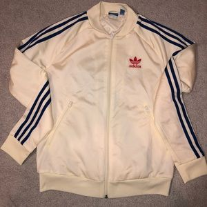 Adidas limited edition track jacket